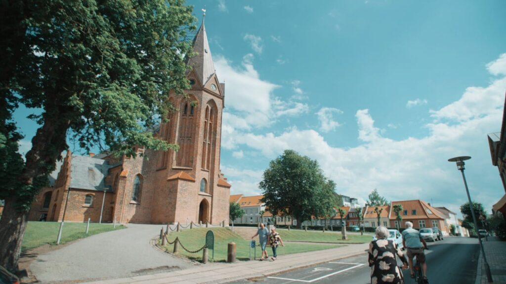 Bosætningskampagne produceret for Assens Kommune med fokus på købstaden Assens.