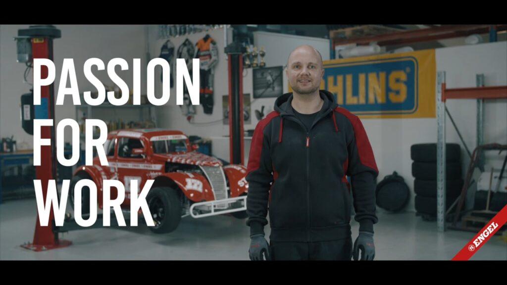 Storytellerfilm for ENGEL: Passion For Work - Mekaniker