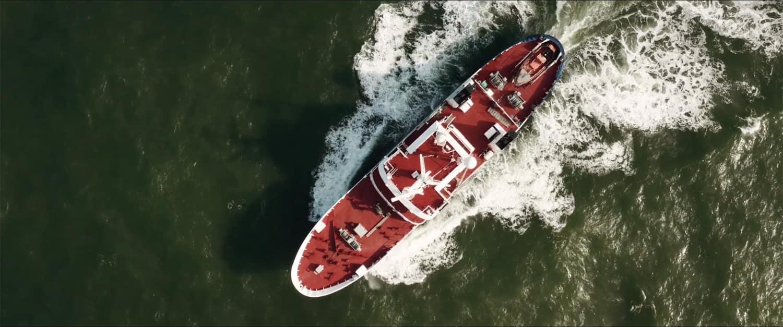 Profilfilm for Fiskeristyrelsen