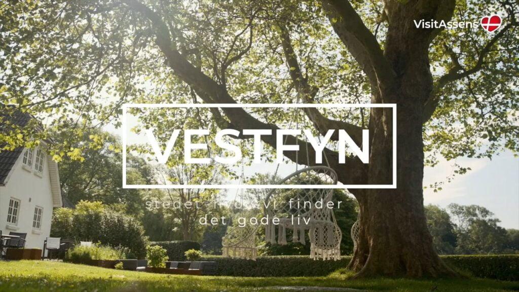 Reklamefilm for Vestfyn